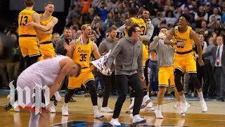 UMBC upset stuns NCAA tournament and shreds brackets - WASHINGTONPOST