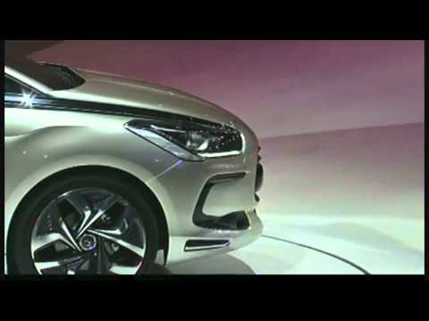 Citroen DS5 - Finally Revealed