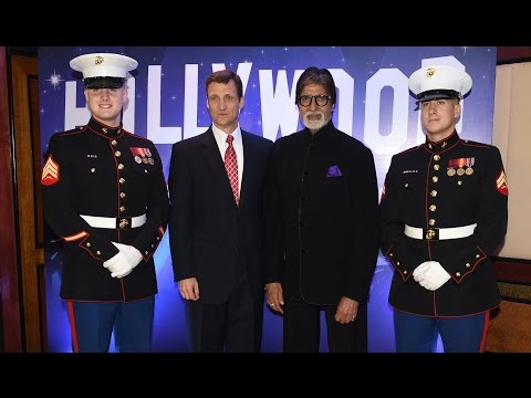 Amitabh Bachchan Celebrates Independence Day Of America