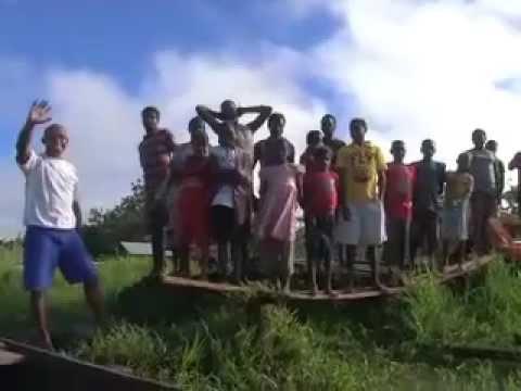 Asmat - Menembus Rimba Papua, Menuju Suku Pedalaman - IndonesiaKu Trans7