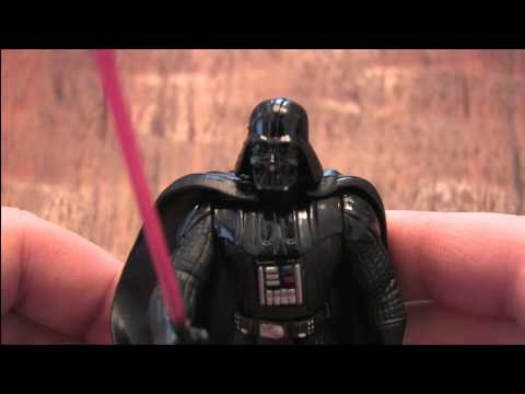 Classic Toy Room - DARTH VADER / DARK VADOR Star Wars figure review