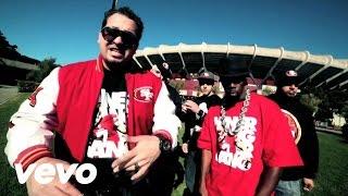 Tony Tag ft. Rappin' 4-Tay & Jaymo - Niners Anthem (Music Video)