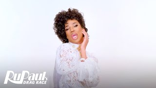 Naomi Smalls' 'Prince Inspired' Makeup Tutorial 💄 | RuPaul's Drag Race All Stars 4 - VH1