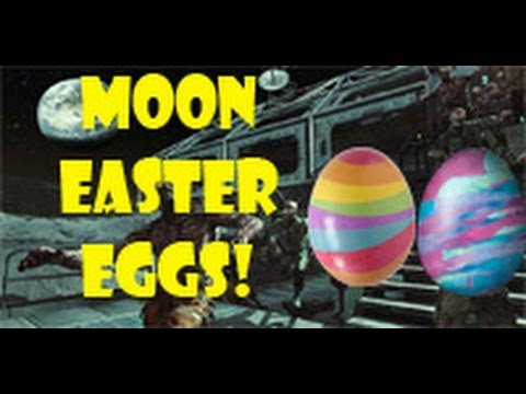 Black Ops: Moon Easter Egg Part 1 (Richtofen's Grand Scheme)
