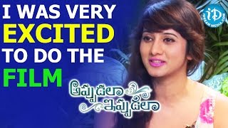 I Was Very Excited To Do The Film - Harshika Poonacha || Talking Movies with iDream - IDREAMMOVIES
