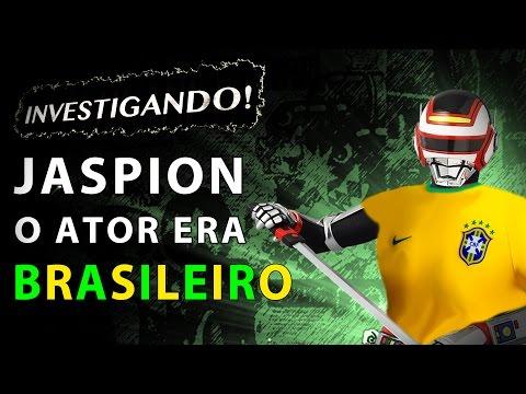 Investigando: o ator do Jaspion era Brasileiro?