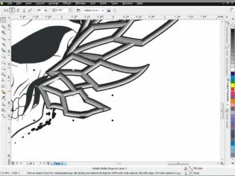 Secrets of CorelDRAW Brush Designs Pt. 5 - How to