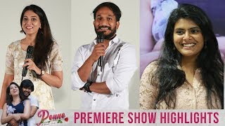 Penne - New Telugu Short Film Premiere Show Highlights | Film by Sameer | Klaprolling - YOUTUBE
