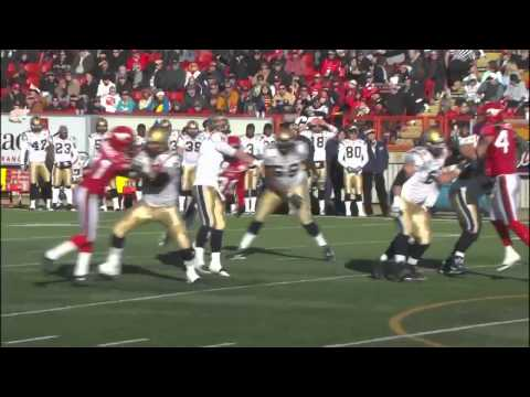 CFL Best Catches of 2011