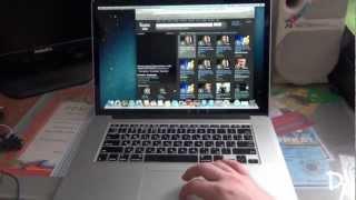 MacBook Pro Reina 15 - обзор
