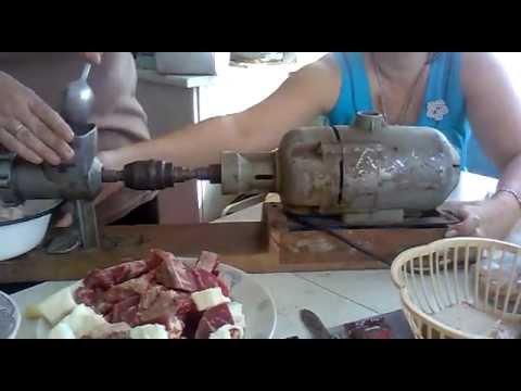 Что можно сделать из мясорубки