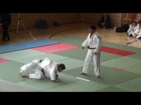 Esibizione judo Selva Gardena.avi