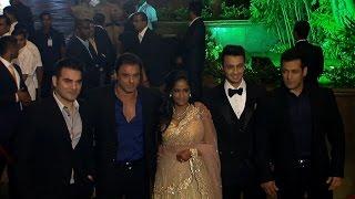 Bigg Boss 8: Salman's sister Arpita visits House - BOLLYWOODCOUNTRY