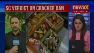 Supreme Court verdict on firecracker ban: No ban on Firecrackers, but on few conditions - NEWSXLIVE