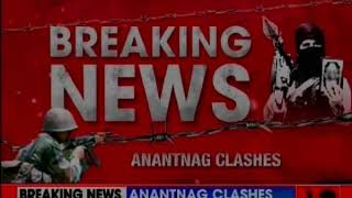 Anantnag clashes: Clashes escalates in Shopian and Srinagar; 1 protester killed, 1 injured - NEWSXLIVE