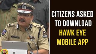 Citizens Asked to Download Hawk Eye Mobile App To Help Recover Mobile Phones | Latest News|MangoNews - MANGONEWS