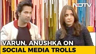 Anushka Sharma May Have Figured Out Why People Troll Others On Internet - NDTV