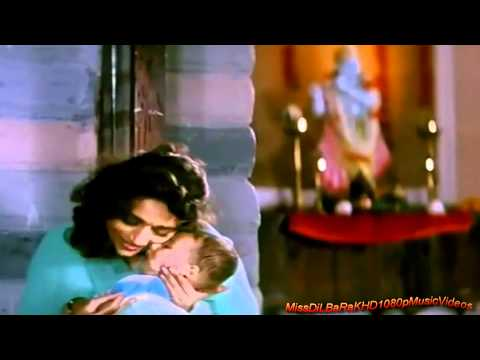 Mujhse Juda Hokar - Hum Aapke Hain Kaun (1995) *HD* 1080p Music Video