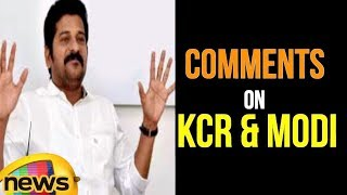 Revanth Reddy Controversial Comments on KCR and Modi | Revanth Reddy Latest Speech | Mango News - MANGONEWS