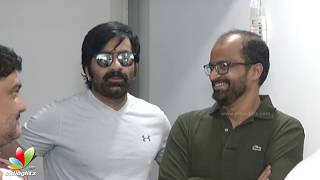 Ravi Teja's DISCO RAJA Movie Launched | Payal Rajput | Nabha Natesh | VI Anand | Indiaglitz Telugu - IGTELUGU