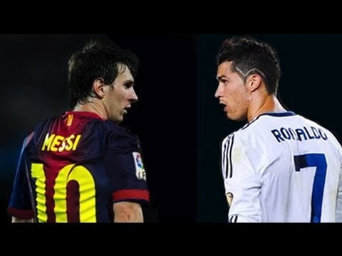 VERSUS  |  Lionel Messi vs Cristiano Ronaldo