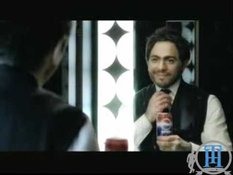 اعلان تامر حسنى بيبسى Tamer Hosny Pepsi