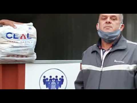 Agradecimento da Associação de Moradores da Vila Marquesa de Santos e Adjacências