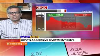"Market Guru- ""See Upside For Nifty At 8200-8400"" - BLOOMBERGUTV"