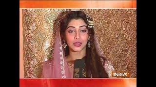 Salim and Anarkali fall in love despite the differences - INDIATV