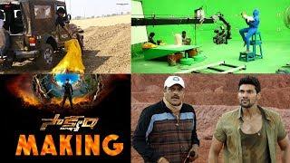 Saakshyam Movie Making || Bellamkonda Srinivas & Pooja Hegde || Sriwass || Indiaglitz Telugu - IGTELUGU