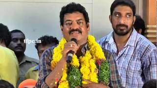 Sivaji Raja says Thanks to Naga babu after Won in MAA Elections 2015 - TFPC