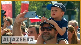 🇫🇷 2018 World Cup final: France eyeing second star | Al Jazeera English - ALJAZEERAENGLISH