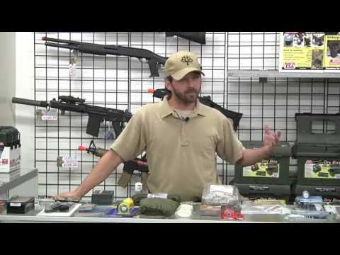 Bug-out Bag Essentials with Robert Wical