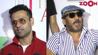 MeToo India: Rohit Roy & Jackie Shroff REACT to #MeToo controversy - ZOOMDEKHO