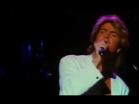 George Michael - Careless Whisper live in China 1984