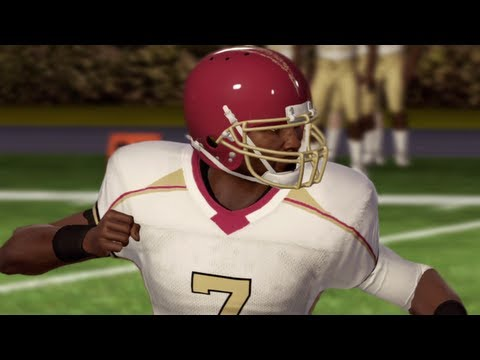 NCAA Football 13 Road to Glory : High School Playoffs Ep.6