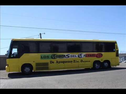 LOS COMPAS DEL CALVARIO de Ayoquezco Zimatlan OAXACA  La Incomforme