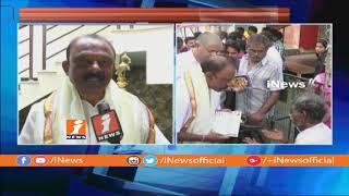 AP PCC Chief Raghuveera Reddy Face To Face Over Intintiki Congress Program In Srikakulam | iNews - INEWS