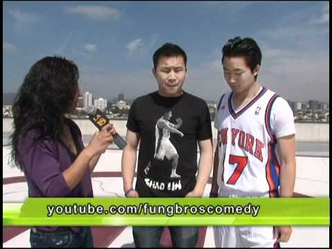 Fung Brothers Interview