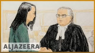 🇨🇦🇨🇳Huawei CFO proposes electronic monitoring, bail hearing adjourned   Al Jazeera English - ALJAZEERAENGLISH
