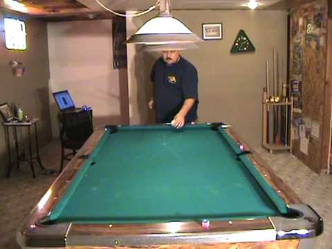 Billiards Fundamentals, Right and Left English