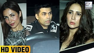 Ritesh Sidhwani's Grand Birthday Bash 2017 FULL VIDEO | Lehren TV