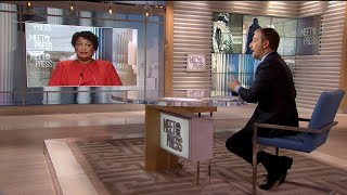 Full Stacey Abrams Interview: 'Pattern of behavior' for GOP opponent to remove voters - NBCNEWS