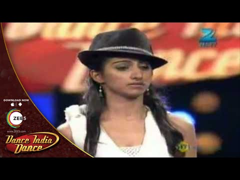 Dance India Dance Season 3 Jan. 07 '12 - Rohit, Shaila, Aastha & Mohina
