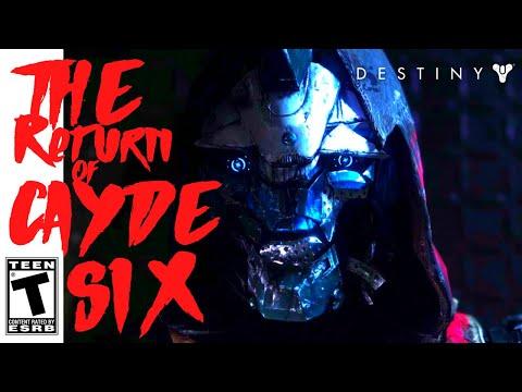 The Return Of Cayde-6