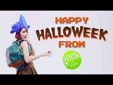 Happy Halloween from Geek & Sundry - HALLOWEEK