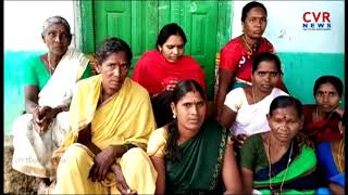 Women Protest at In Front of Boyfriend House in Pullagaon Village | Kotapally |Mancherial |CVR NEWS - CVRNEWSOFFICIAL