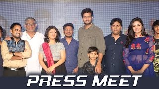 Babu Baga Busy Movie Pre-Release Press Meet | Srinivas Avasarala | Tejaswi | Sreemukhi | TFPC - TFPC