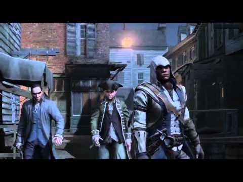 Assassin's Creed III - TV announcement