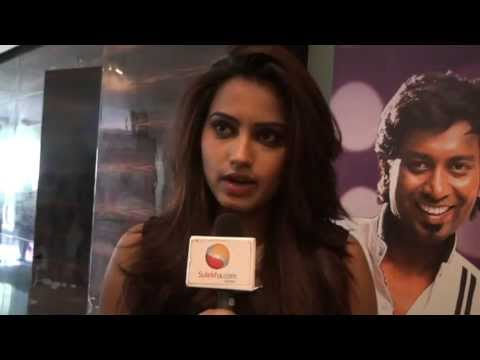 Heroine Dimple Chopdi speaks at Yaaruda Mahesh Movie Trailer Launch